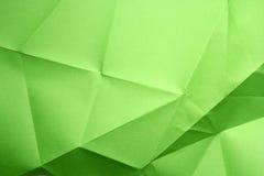 fałdowy papieru Fotografia Stock