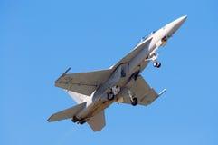 FA-18 Hornet Stock Image