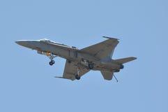 FA 18 Hornet Stock Image
