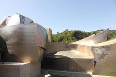 Guggenheim Museum complex Stock Photo