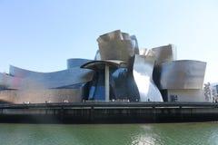 Guggenheim Museum, Bilbao in Spain Stock Photo