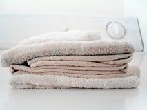 fałdowa pranie fotografia royalty free