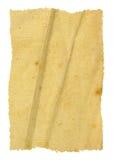 fałdowy papierowy rocznik Zdjęcie Royalty Free