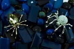 Fa tesoro il ragno Immagini Stock Libere da Diritti