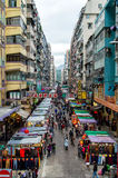 Fa Yuen Street image stock