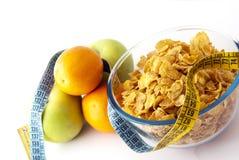 Faça dieta o alimento Imagem de Stock