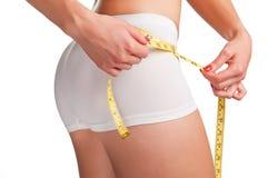Faça dieta o tempo Imagem de Stock Royalty Free
