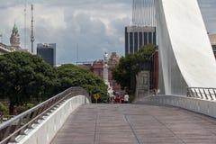 Façade Argentine de dos de Rosada de maison Images libres de droits