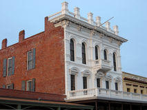 façade, Sacramento Royalty Free Stock Photos