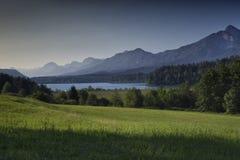 Faaker ziet Oostenrijk Stock Afbeelding