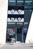 The Fab Four Cafe, Liverpool. Stock Image