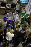 Fab Lab Polytech durante el PolyFest Imagen de archivo libre de regalías