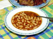 Fabada Royalty Free Stock Image