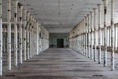 Fabbrica abbandonata Immagini Stock Libere da Diritti