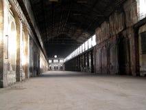 Fabbrica abbandonata Immagine Stock Libera da Diritti