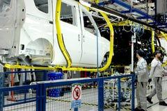 Fabbrica automobilistica della Turchia Immagine Stock Libera da Diritti