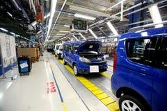 Fabbrica automobilistica della Turchia Immagini Stock