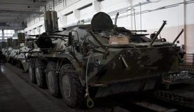 Fabbrica corazzata di Kiev Immagine Stock Libera da Diritti