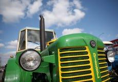 Fabbrica dei trattori di Zetor Immagini Stock Libere da Diritti