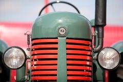 Fabbrica dei trattori di Zetor Immagini Stock