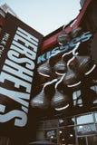 Fabbrica del cioccolato Immagini Stock