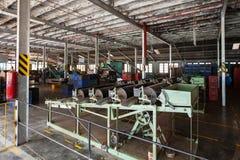 Fabbrica del tè, Sri Lanka Immagine Stock