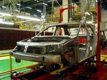 Fabbrica dell'automobile Immagini Stock