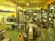 Fabbrica della caramella, Lublino, Polonia Fotografie Stock Libere da Diritti
