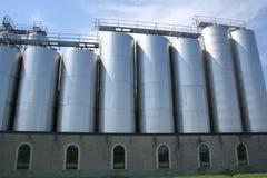Fabbrica di birra immagini stock libere da diritti