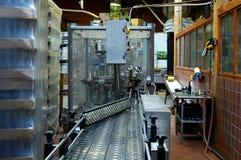 Fabbrica di birra Immagine Stock