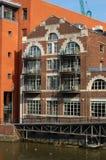 fabbrica di birra Bristol vecchia Fotografia Stock Libera da Diritti