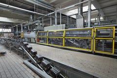 Fabbrica di birra di Ochakovo fotografia stock libera da diritti