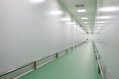 Fabbrica di Corridoio Immagine Stock Libera da Diritti