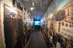 Fabbrica di Schindlers a Cracovia, Polonia Immagini Stock Libere da Diritti