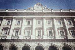 Fabbrica Duomo Milan Italy Stock Image