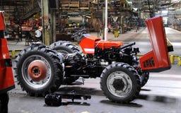 Fabbrica a macchina di agricoltura Immagini Stock Libere da Diritti