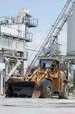 Fabbrica per produzione di asfalto Immagine Stock Libera da Diritti