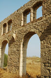Fabbrica Ruins4 delle mattonelle Fotografia Stock Libera da Diritti