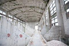 fabbrica vecchia Immagine Stock