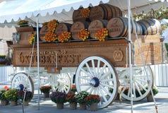 Fabbricanti di birra di Oktoberfest Fotografie Stock