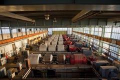 Fabbricato industriale Immagine Stock Libera da Diritti