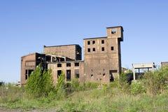 Fabbricato industriale Fotografie Stock