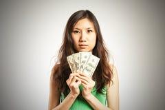 Fabbricazione dei certi soldi Immagini Stock Libere da Diritti