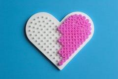 Fabbricazione del cuore Fotografia Stock