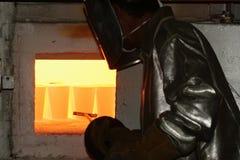 Metallurgia Fotografie Stock Libere da Diritti
