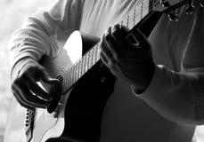 Fabbricazione della musica Immagine Stock Libera da Diritti