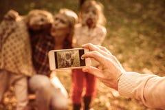 Fabbricazione delle memorie fotografie stock libere da diritti
