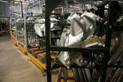 Fabbricazione di industria automobilistica fotografia stock libera da diritti