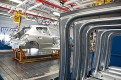 Fabbricazione di industria automobilistica fotografia stock