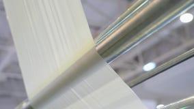 Fabbricazione di sacchetti di plastica archivi video